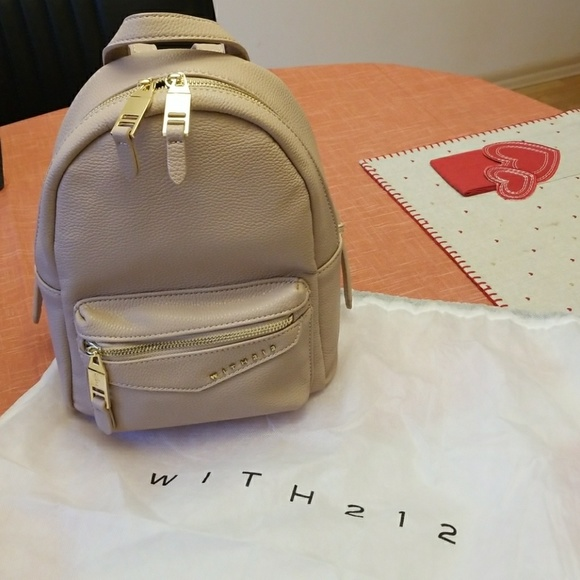 fb50b586e0 WITH212 Bleecker mini backpack. M 5a76331c3a112e9189ed6589